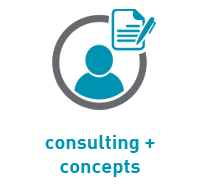 Consulting + Concepts