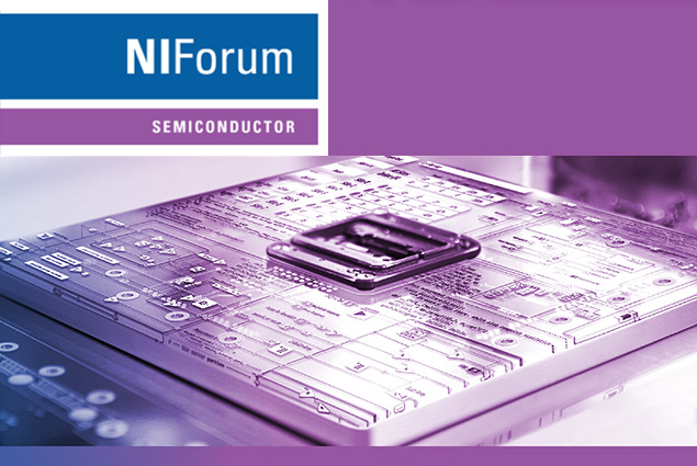 esmo semicon @ NI Semiconductor Test Forum 2019