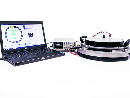 contact resistance measuring tool