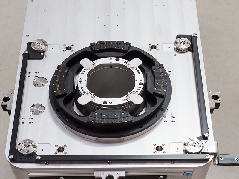 test head housing for optical inspection